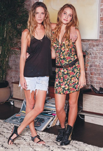 Erin Wasson Clothing Line