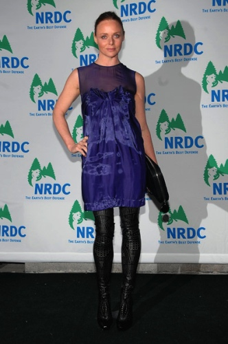 Stella McCartney Honored By NRDC