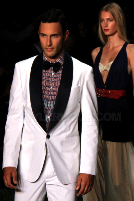2011 Tommy Hilfiger Defilesi