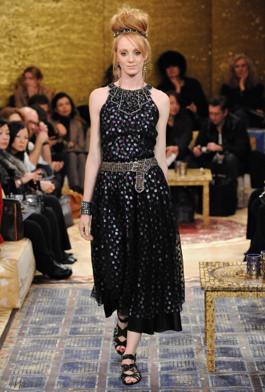 Chanel Paris Byzance Pre-Fall 2011 Collection