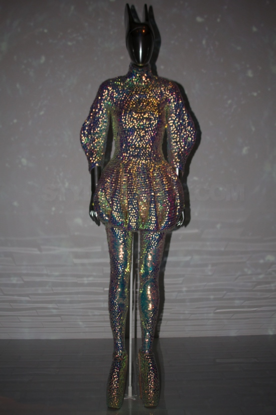 Alexander McQueen Savage Beauty Costume Institute Metropolitan Museum of Art 7