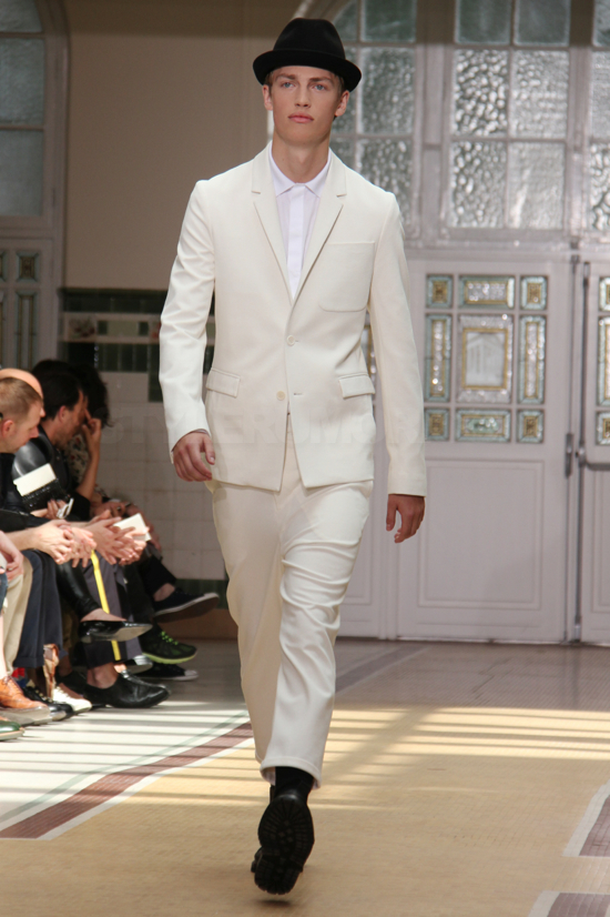 Kris Van Assche Spring Summer 2012 Collection 5