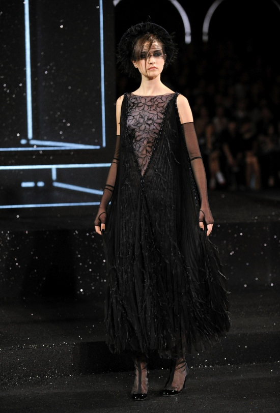 Chanel Haute Couture Fall Winter 2011 Collection 46