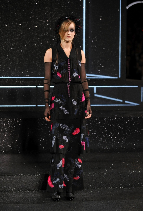 Chanel Haute Couture Fall Winter 2011 Collection 48