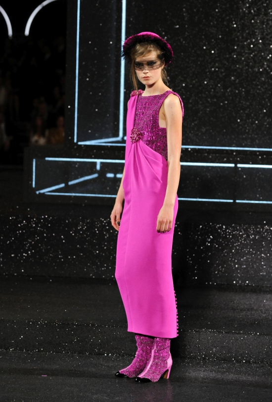 Chanel Haute Couture Fall Winter 2011 Collection 52
