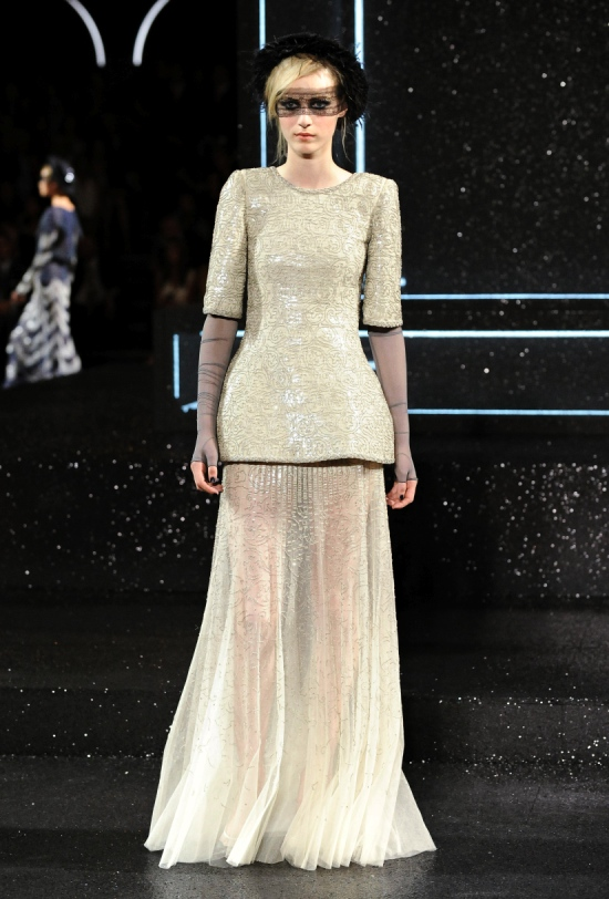 Chanel Haute Couture Fall Winter 2011 Collection 65