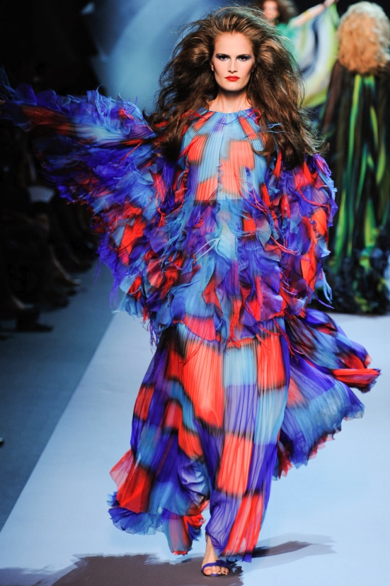 Dior Haute Couture Fall Winter 2011 Collection 29