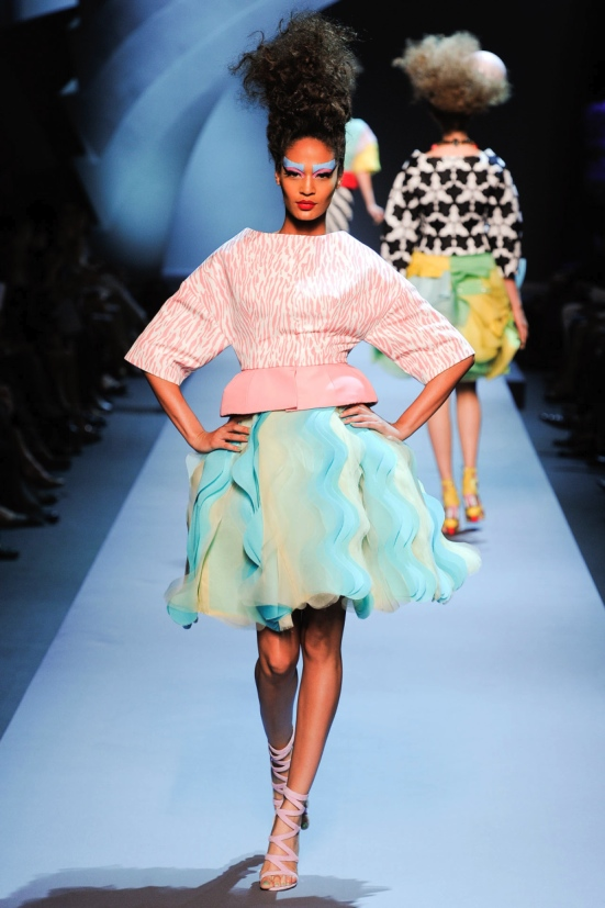 Dior Haute Couture Fall Winter 2011 Collection 5