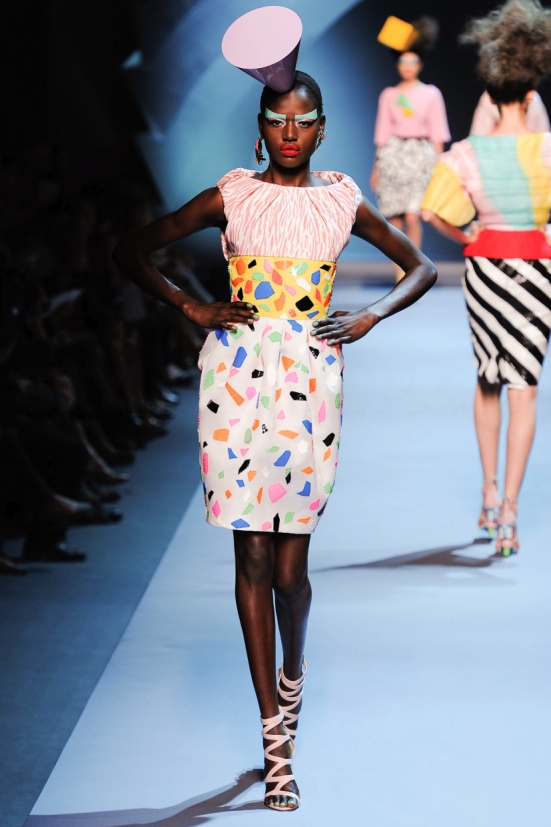 Dior Haute Couture Fall Winter 2011 Collection 7