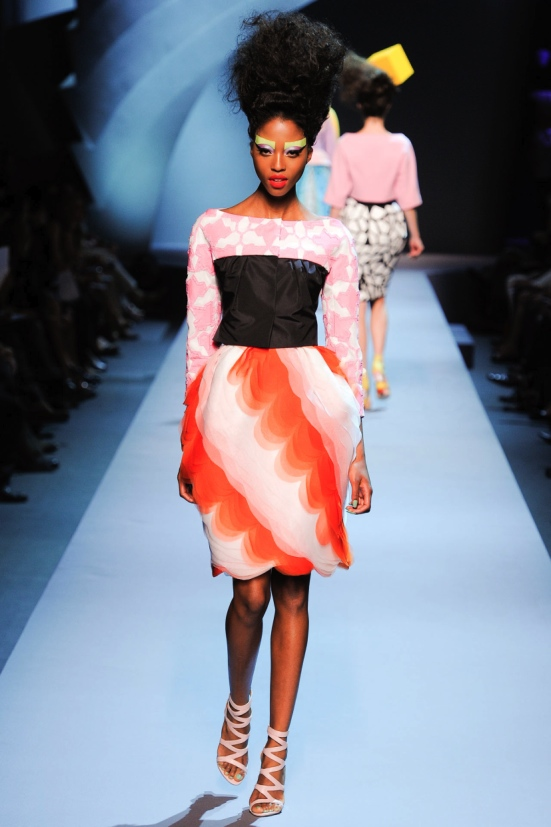 Dior Haute Couture Fall Winter 2011 Collection 9