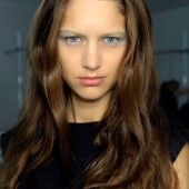 Balenciaga Spring Summer 2012 Backstage Beauty 2