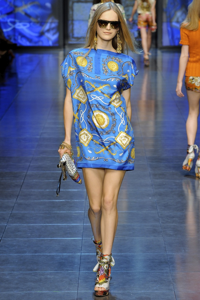 D&G Spring Summer 2012 Collection 11