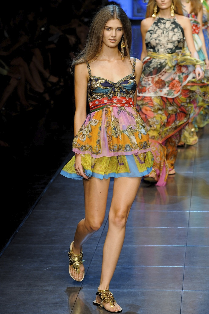 D&G Spring Summer 2012 Collection 21