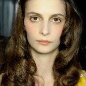 Sonia Rykiel Spring Summer 2012 Backstage Beauty 2