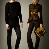 Burberry Prorsum Pre-Fall 2012 Collection 4