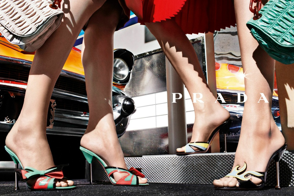 Prada Spring Summer 2012 Ad Campaign by Steven Meisel 21