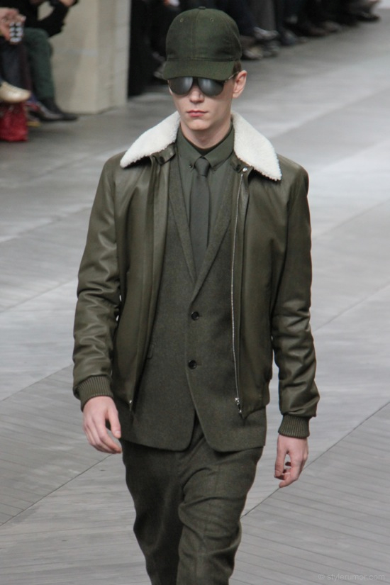 Dior Homme Fall Winter 2012 Collection 1