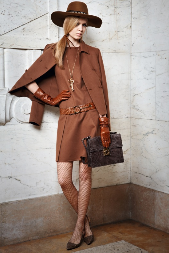 Ferragamo Pre-Fall 2012 Collection 2