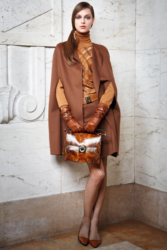 Ferragamo Pre-Fall 2012 Collection 3