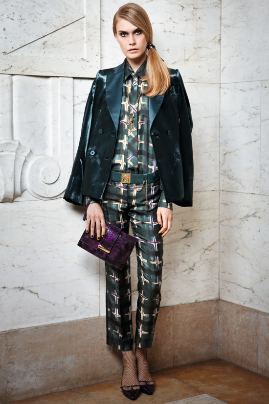 Ferragamo Pre-Fall 2012 Collection 4