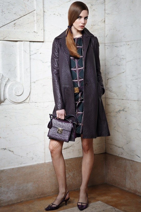 Ferragamo Pre-Fall 2012 Collection 5