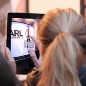Karl Lagerfeld for Net-A-Porter Paris Launch 13