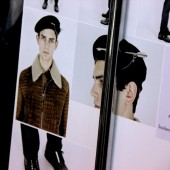 Louis Vuitton Fall Winter 2012 Menswear Backstage 4