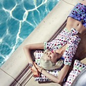 Making Of Versace for HM Cruise 2012 Ad Campaign 27