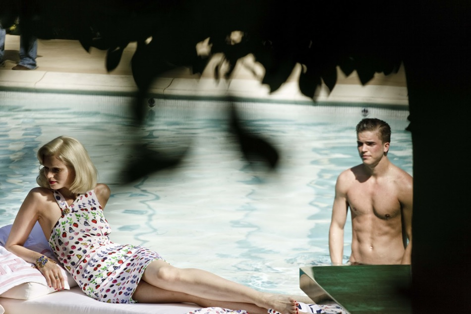 Making Of Versace for HM Cruise 2012 Ad Campaign 6