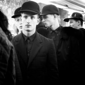 Qasimi Homme Fall Winter 2012 Backstage 16