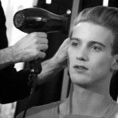 Qasimi Homme Fall Winter 2012 Backstage 25