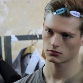 Qasimi Homme Fall Winter 2012 Backstage 27