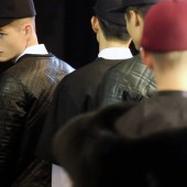 Qasimi Homme Fall Winter 2012 Backstage 5