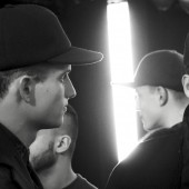 Qasimi Homme Fall Winter 2012 Backstage 6