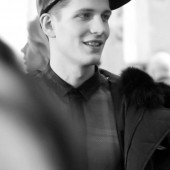 Qasimi Homme Fall Winter 2012 Backstage 9
