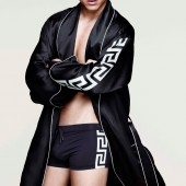 Versace for HM Cruise 2012 Collection River Viiperi 2