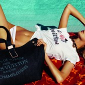 Louis Vuitton Summer 2012 Featuring Poppy Delevingne 10