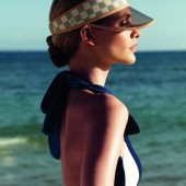 Louis Vuitton Summer 2012 Featuring Poppy Delevingne 12