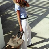 Louis Vuitton Summer 2012 Featuring Poppy Delevingne 9
