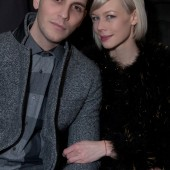 Simon Spurr Fall Winter 2012 Collection Gabe Saporta Erin Fetherston