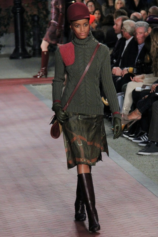 Tommy Hilfiger Fall Winter 2012 Collection 18