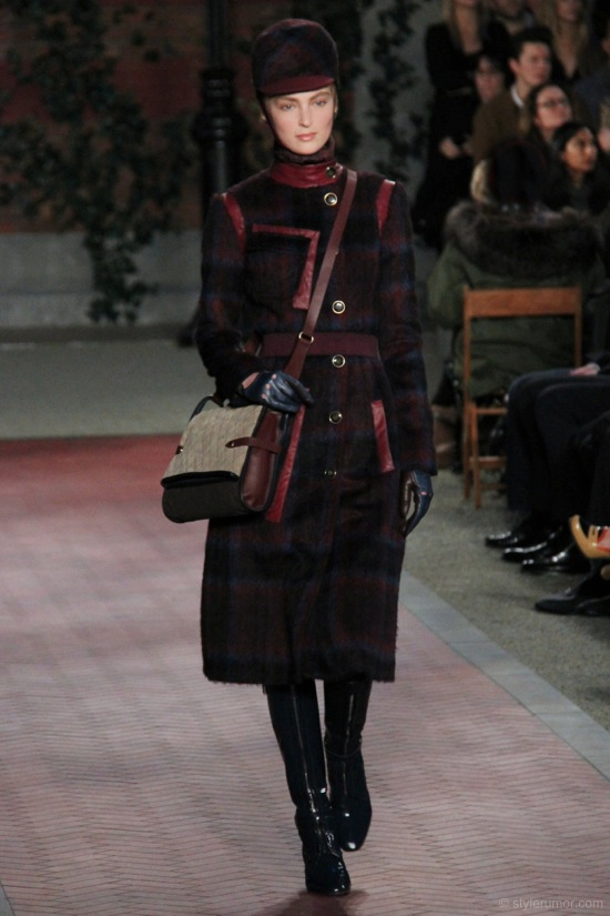 Tommy Hilfiger Fall Winter 2012 Collection 33