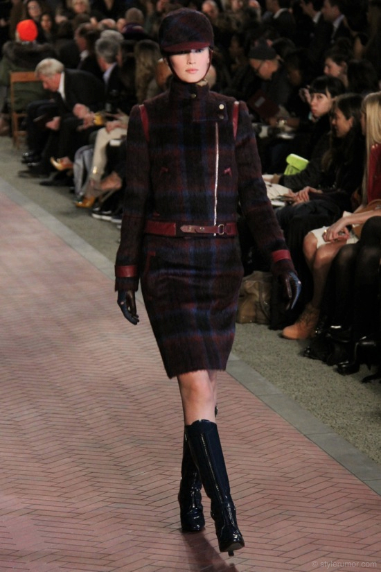 Tommy Hilfiger Fall Winter 2012 Collection 36