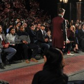 Tommy Hilfiger Fall Winter 2012 Collection Full Front Row