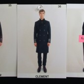 Tommy Hilfiger Fall Winter 2012 Menswear Backstage 13
