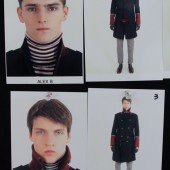 Tommy Hilfiger Fall Winter 2012 Menswear Backstage 38