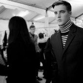 Tommy Hilfiger Fall Winter 2012 Menswear Backstage 9