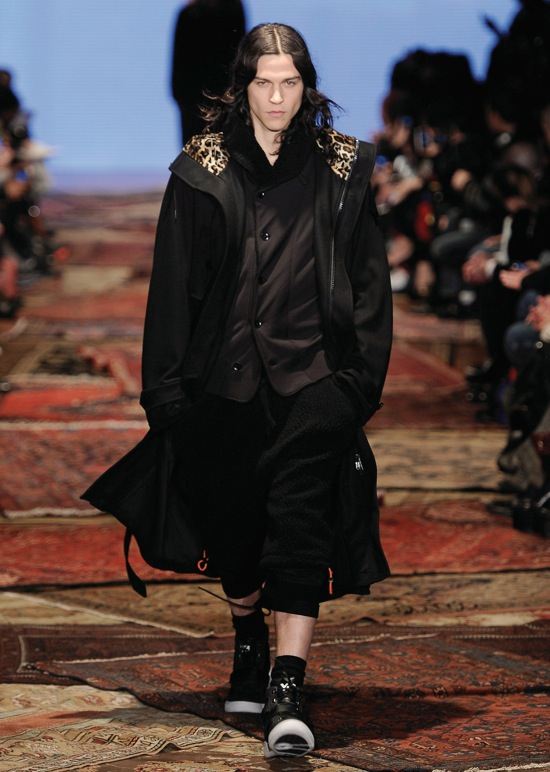Y-3 Fall Winter 2012 Collection 5