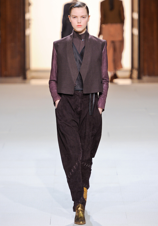Damir Doma Fall Winter 2012 Collection 16