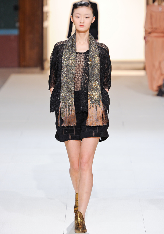 Damir Doma Fall Winter 2012 Collection 27